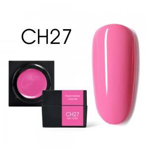 Мусс-гель цветной CANNI CH27 розовая фуксия 5г