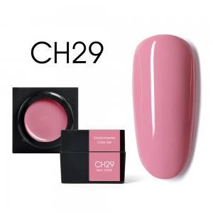 Мусс-гель цветной CANNI CH29 пепельно-розовый 5г