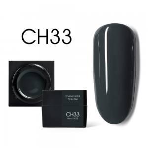 Мусс-гель цветной CANNI CH33 графит 5г