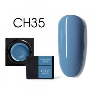 Мусс-гель цветной CANNI CH35 сизый 5г