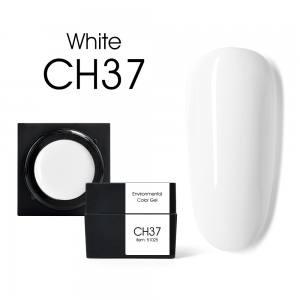 Мусс-гель цветной CANNI CH37 белый 5г