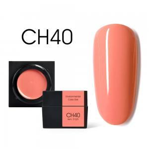 Мусс-гель цветной CANNI CH40 коралловый 5г