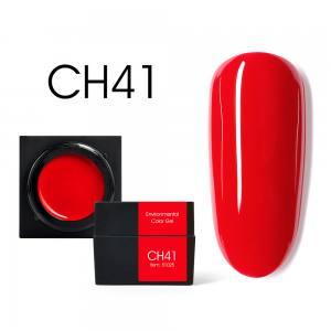 Мусс-гель цветной CANNI CH41 яркий красный