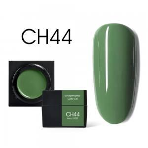 Мусс-гель цветной CANNI CH44 оливковый 5г