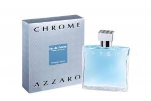 Туалетная вода Azzaro Chrome