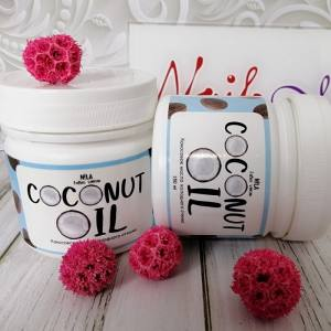 Масло кокосовое Nila Coconut oil 150мл