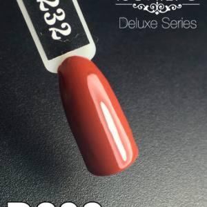 Гель-лак Komilfo Deluxe Series №D232 (шоколадный, эмаль), 8 мл