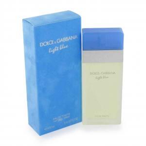 туалетная вода Dolce & Gabbana Light BLUE Intense 100мл