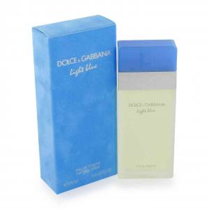 туалетная вода Dolce & Gabbana Light BLUE 100мл