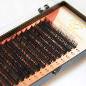 Ресницы I-Beauty  СС 0.07  микс  9-11-13мм