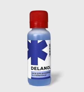 Деланол (Delanol) средство для дезинфекции и стерилизации инструментов