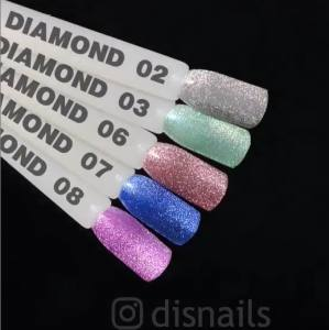 Гель-лак Diamond Cat Eyes  D.I.S Nails