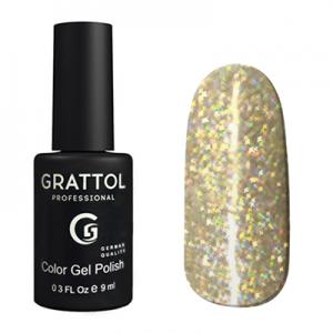Гель-лак Grattol Luxury Stones Diamond 01