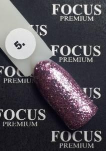 Гель лак Focus Titan Premium, 8 мл №5