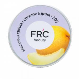 Свеча массажная FRC 30 мл Сочная Дыня