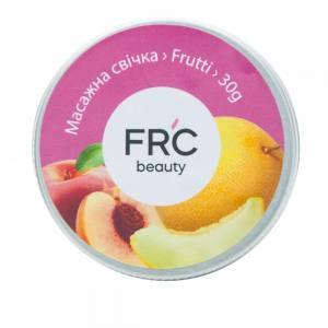 Свеча массажная FRC 30 мл Frutti