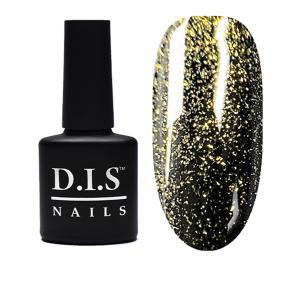 Топ с золотым шиммером D.I.S Nails Universal Top Shimmer № 01 8.5мл