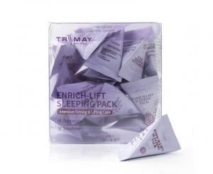 Ночная лифтинг-маска для лица со скваланом TRIMAY Enrich-lift Sleeping Pack 3 мл