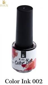 Чернила для дизайна F.O.X Color Ink 002