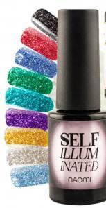 Гель-лак Naomi Self Illuminated SI 11, 6 мл