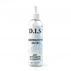 Дезинфицирующие средство для инструментов и покрытий Dis Nails 250мл