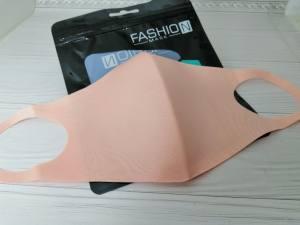 Маска Pitta тканевая Fashion Mask Персик