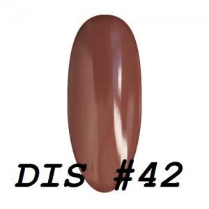 Гель-лак DIS 7.5мл №42
