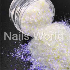 Хлопья Flash Nails World №04