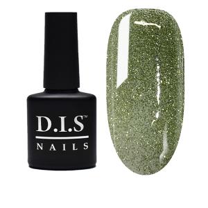 Светоотражающий топ D.I.S Nails Flash Top 07 7.5мл
