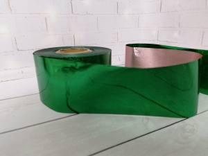 Фольга для литья Зеленая 1м № 192