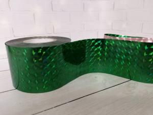 Фольга для литья Зеленая 1м № 193