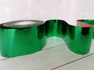 Фольга для литья Зеленая 1м № 194