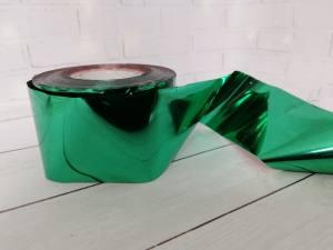Фольга для литья Зеленая 1м № 195