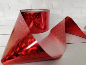 Фольга для литья Красная 1м № 199