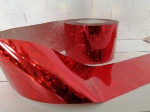 Фольга для литья Красная 1м № 203