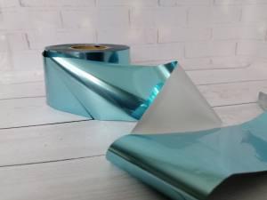 Фольга для литья Синяя 1м № 211