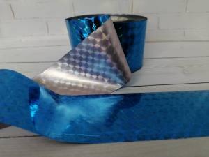 Фольга для литья Синяя 1м № 212