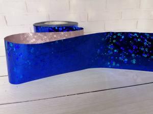 Фольга для литья Синяя 1м № 213