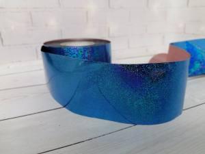 Фольга для литья Синяя 1м № 220