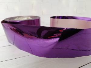 Фольга для литья Розовая 1м № 226
