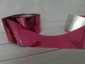 Фольга для литья Розовая 1м № 228