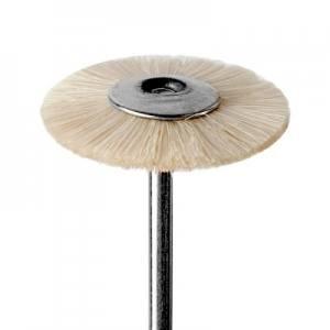 Фреза-щетка дисковая  для чистки насадок
