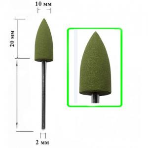 Полировщик силиконовый Пуля средняя М-72