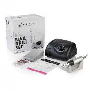 Фрезер для маникюра Bucos Nail Drill ZS-705 BLACK 65 Ватт 35 000 об