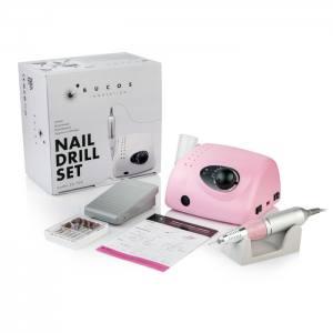 Фрезер для маникюра Bucos Nail Drill ZS-705 PINK 65 Ватт 35 000 об