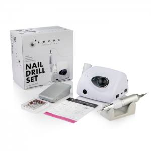 Фрезер для маникюра Bucos Nail Drill ZS-705 WHITE 65 Ватт 35 000 об
