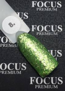 Гель лак Focus Titan Premium, 8 мл №8