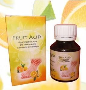 Фруктовая кислота для педикюра Fruit Acid 60 ml