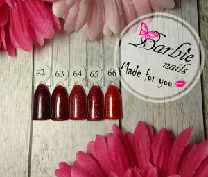 Гель-лак Barbie Nails 7мл
