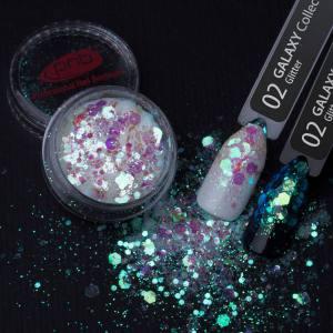 Galaxy Glitter PNB 02